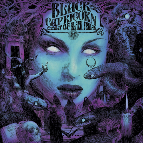 Black Capricorn - Cult Of Black Friars (PIC-LP)