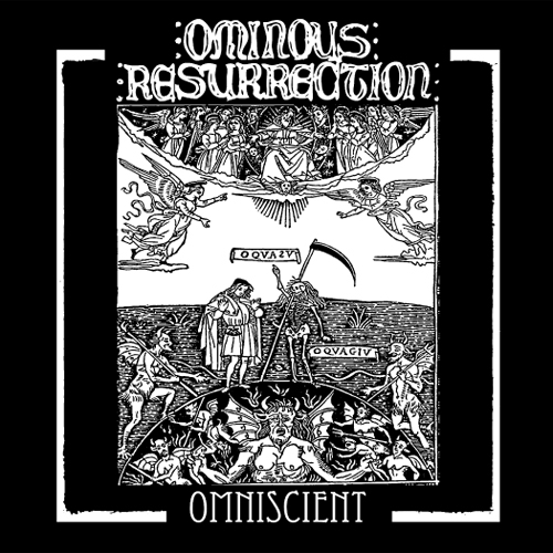 Ominous Resurrection - Omniscient (LP)